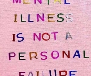 important, mental health, and positivity image