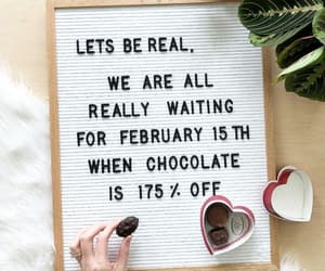 chocolate, quote, and Relationship image