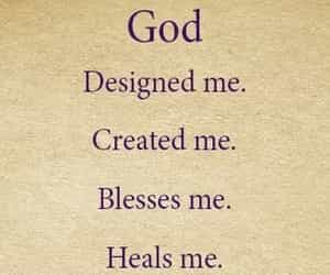 god, quotes, and bless image