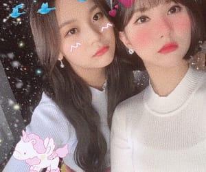 umji, eunha, and gfriend image