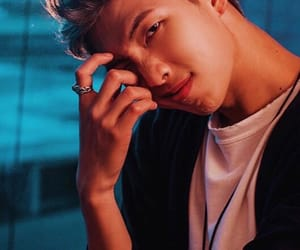 namjoon, wallpaper, and bts image