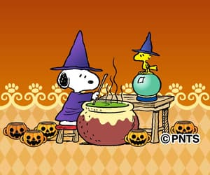 beagle, dog, and Halloween image