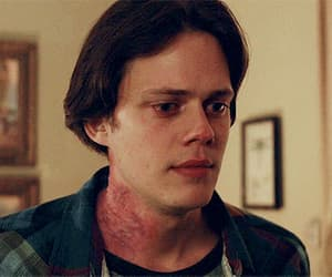 actor, funny face, and bill skarsgård image
