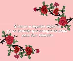 amor, frases, and Valentine's Day image