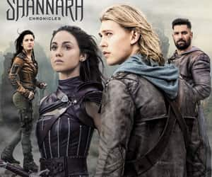 idk, hot people, and shannara chronicles image