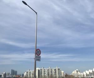 holiday, korea, and sky image