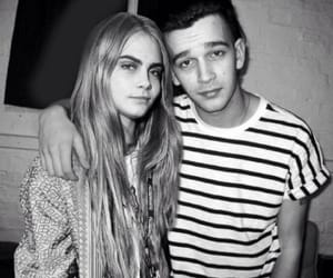 the 1975, model, and cara delevingne image