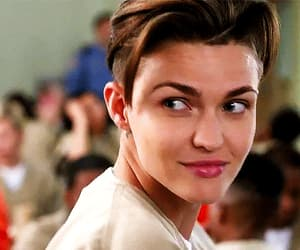 gif, oitnb, and ruby rose image