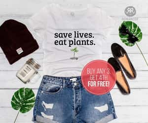 womens t-shirt, graphic tees, and animals are friends image