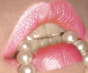 glitter, lips, and soft image