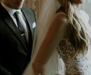 bride, dress, and models image