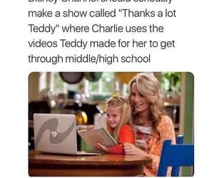 charlie, disney, and good image