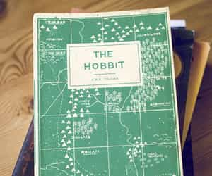 book, LOTR, and the hobbit image