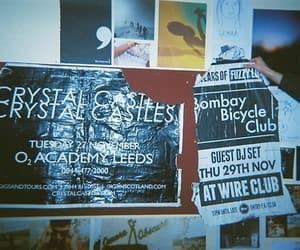 grunge, Crystal Castles, and vintage image