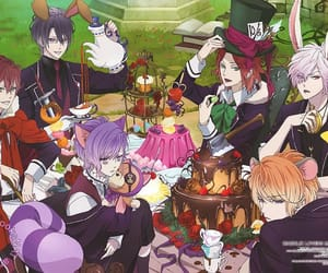 diabolik lovers, anime, and subaru image