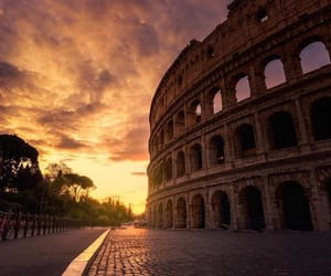 place, roma, and travel image