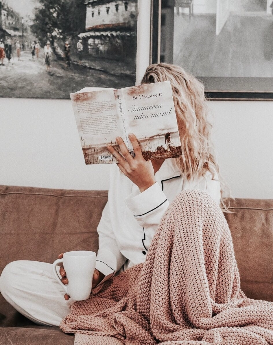 book, beauty, and blonde image