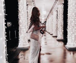 fashion, lights, and chic image