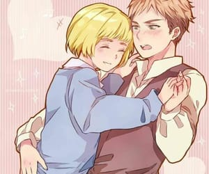 anime, armin, and cute image