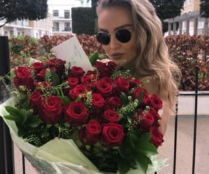 perrie edwards, little mix, and roses image