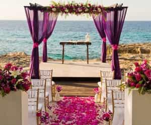 beach, luxury, and beautiful image