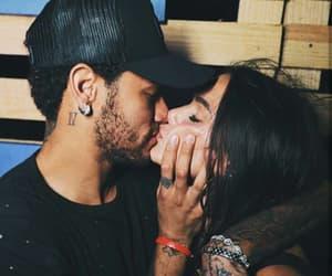 couple, neymar, and bruna marquezine image