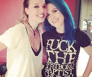 lzzy hale and alissa-white-gluz image