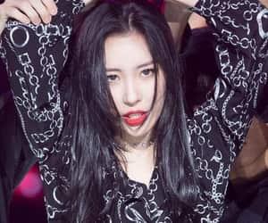 girl, kpop, and JYP image
