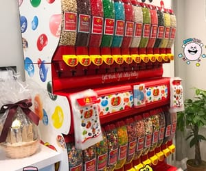 candy, jelly, and jellybeans image