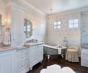 home, luxury, and bathroom image