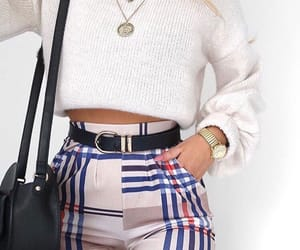 girl, outfit, and pant image