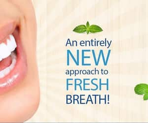 mouthwash for bad breath, how to cure bad breath, and how to prevent bad breath image