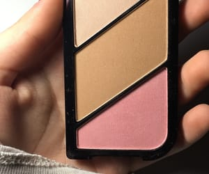 blush, highlighter, and contour image