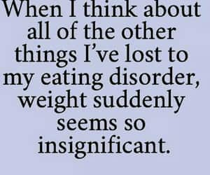 anorexia, depression, and eating disorder image