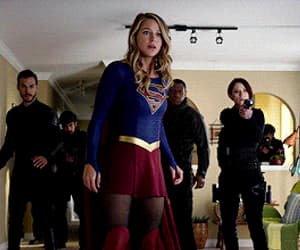 gif, Supergirl, and chyler leigh image