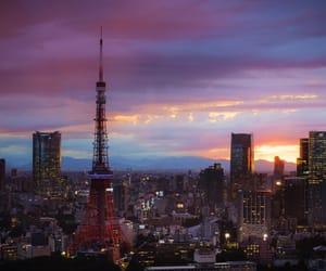 tokyo and japan image