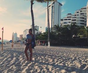 beach, bikini, and acapulco image