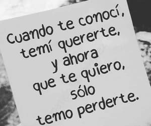 amor, frases, and amor joven image