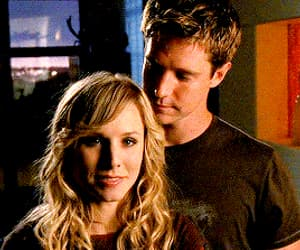 gif, kristen bell, and love image