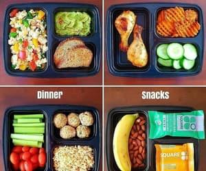 breakfast, diet, and good food image