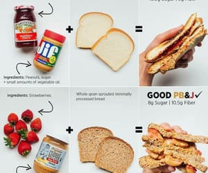 diet, recipe, and snack image