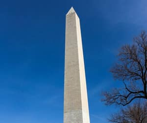 travel, washington d.c., and washington monument image
