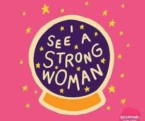 woman, empowerment, and feminism image