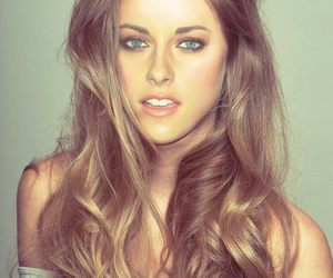 kristen stewart and hair image