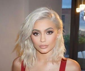 blonde, wig, and kim kardashian image