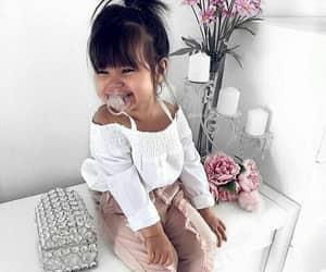 baby, fashion, and girl image