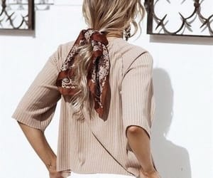 blonde, fashion, and french style image