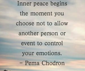 meditation, peace, and quotes image