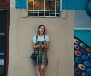 films, lady bird, and movie image