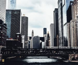 city, chicago, and tumblr image